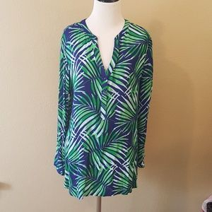 Old Navy fern blouse
